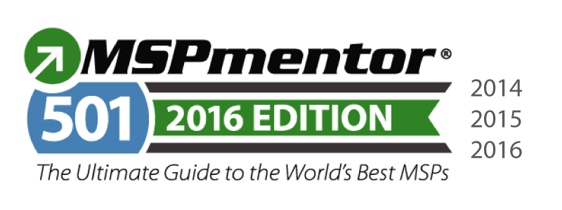 MSPmentor's 501 2016 graphic
