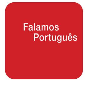 Falamos portugues