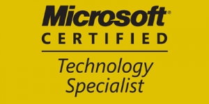 Microsoft Certified Technology Specialist Icon